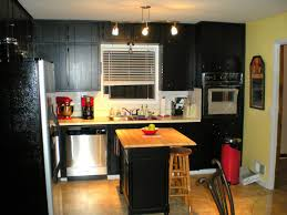 Dark Grey Cabinets Kitchen Dark Grey Cabinets And Wooden Countertops Sophie Legers Recent