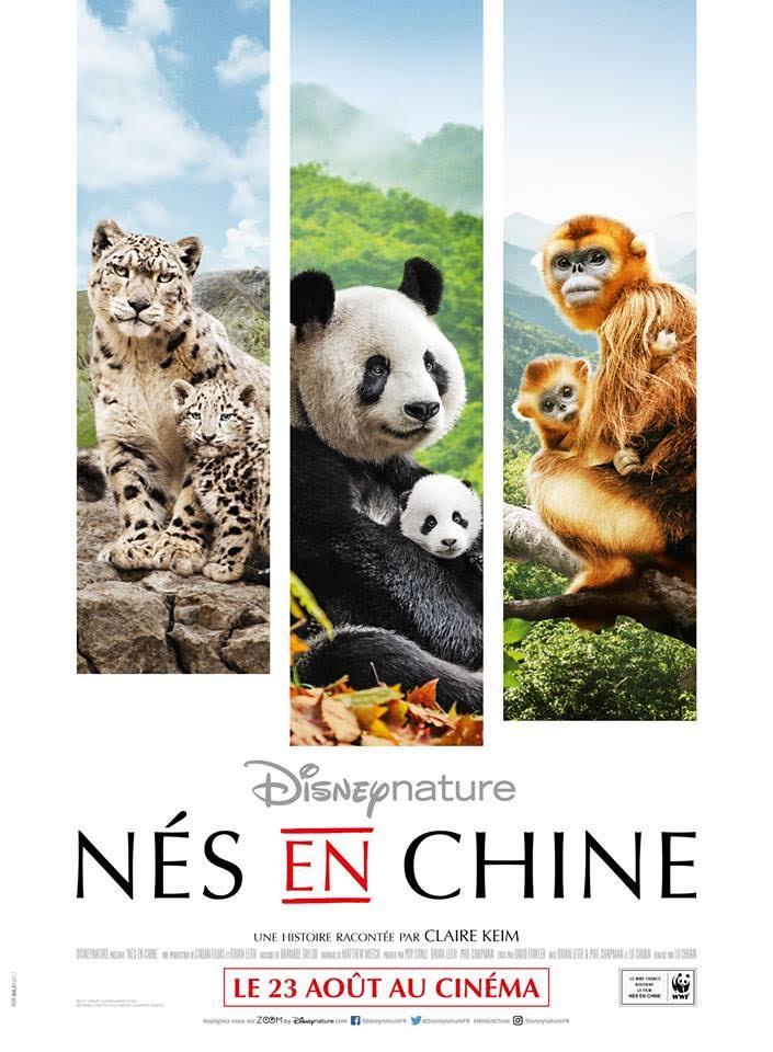 Nés en Chine