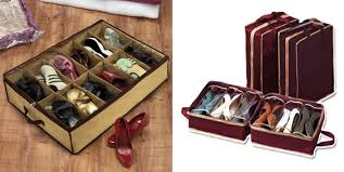 Home Decor Online Stores India by 8 Clever Ways To Store Shoes In A Compact Space Best Travel