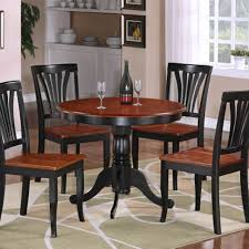 Dining Room Sets With Round Tables Furniture Mesmerizing Cheap Dinette Sets With Immaculate