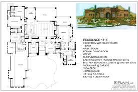 Duggar Home Floor Plan by Floor Plans To 5 000 Sq Ft