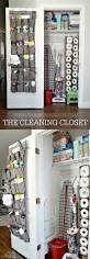 Kitchen Organization Ideas Pinterest Best 25 Cleaning Closet Ideas On Pinterest Ikea Closet Storage
