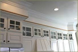 Crown Moldings For Kitchen Cabinets Kitchen Cabinet Molding And Trim Ideas Amys Office