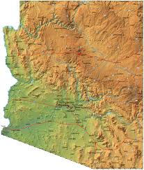 Big Map Of The United States by The Ray Mine Is A Large Copper Mine Located In Arizona In The