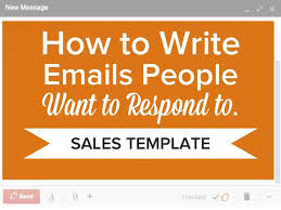How to Write Emails People WANT to Respond to  Sales Template  by HubSpot All