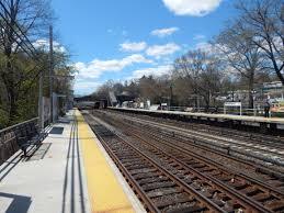 Woodlawn station