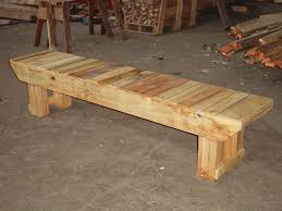 Rustic Wooden Bench With Storage Rustic Benches White Finger