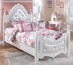 Ashley White Bedroom Furniture Exquisite Twin Poster Bed By Signature Design By Ashley Furniture