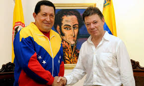 Los presidentes de Colombia y Venezuela acordaron reunirse trimestralmente
