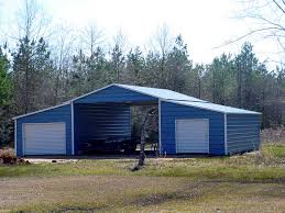 metal barns make the perfect garage steel building garages the valley barn