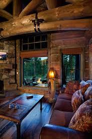 best 25 log cabin living ideas only on pinterest log cabin