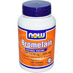 Now Foods, <b>Bromelain</b>, 360 mg,
