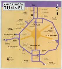 Disney Magic Floor Plan Inside Disney World U0027s Secret