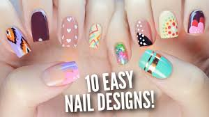 nail art easy nail artigns for beginners the ultimate guide