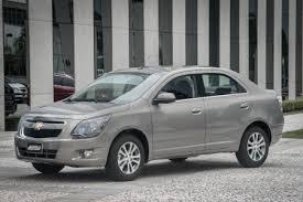 Chevrolet lança Cobalt Graphite - Memória Motor