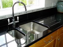 Kitchen Sink With Faucet Set Cheap Stainless Simple Kitchen Sink Set Blogdelibros