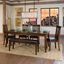 alita warm cherry dining room furniture collection for 99 94