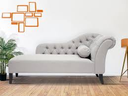 Where To Buy Sofas In Bangalore Buy Putty Gray Chaise Lounge Chair Online Bangalore Haryana Pune