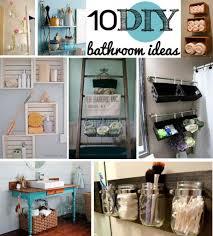 Diy Bathroom Ideas by Diy Bathroom Decor Ideas Small Bathroom Decorating Ideas Diy Small