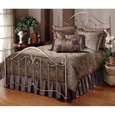 Palliser Alula Doheny Metal Bed In Pewter Humble Abode