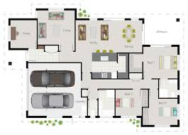 g j gardner wright plan 3 bedroom floor plan with study and