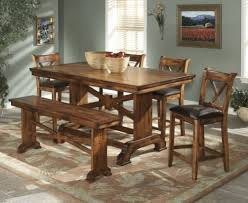 chair dining room rustic sets with hutch bench okc for 8 eiforces full size of