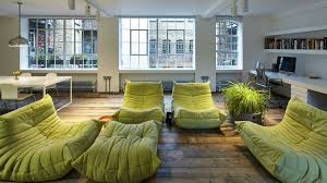 Home And Design Show Nyc by A London Loft Designed With A Nod To New York The New York Times