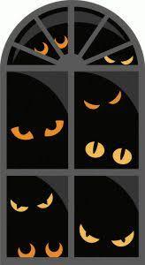 free downloads halloween window silhouettes halloween window