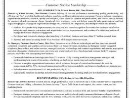 resume objective for customer service with education in xyz university and customer service leadeship as director of client services or executive Dawtek Resume and Esay