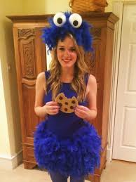 Cookie Monster Halloween Costumes by Diy Cookie Monster Costume