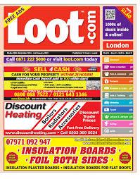 loot london 26th dec 2014 by loot issuu