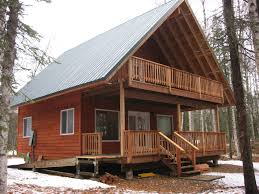 collections of small 2 story cabin plans free home designs