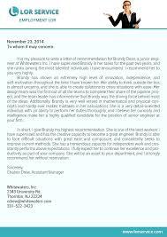 Customer Reference Letter  craig harrison u        s references