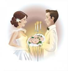 Image result for free images of bride and groom