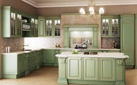 Kitchen Cabinet Glass Kitchen Wondeful Sage Green Kitchen Design Ideas With Green