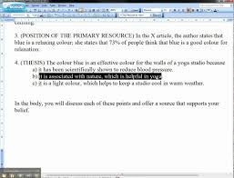 Example of an essay introduction and thesis statement avi   YouTube YouTube