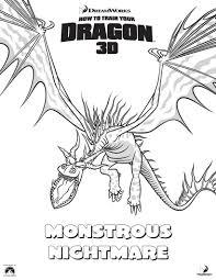 coloring pages train dragon train dragon