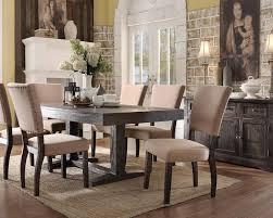Acme Furniture Dining Room Set Dining Set Eliana By Acme Furniture Ac71710set