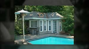 Cabana House Plans by Pool House Cabana Designs Part 2 Youtube