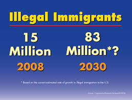on illegal immigrants and