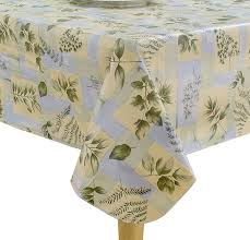 Tablecloth For Umbrella Patio Table by Amazon Com Elrene Home Fashions 37706mlt Leaf Melody Outdoor