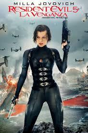 Resident Evil 5: Venganza