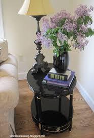 Rustoleum Kitchen Cabinet Paint Simple Details Diy Black Lacquer Like Table