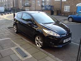 ford fiesta zetec s manual 3 door black 1 6 petrol 2011 in