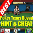 Poker Texas Boyaa Cheat Hint App for Android