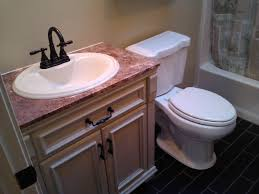 Tiny Powder Room Ideas Bathroom Vivacious Brown Marble Top Small Vanity And White
