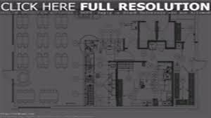 restaurant kitchen floor plan template youtube