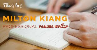 The   to    Milton Kiang  Professional Resume Writer   FreshGigs ca