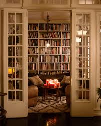 Home Library Lighting Design by Bookcases From The Laundry Area All Around To The Bedroom Door I