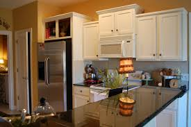 treating open kitchen cabinets